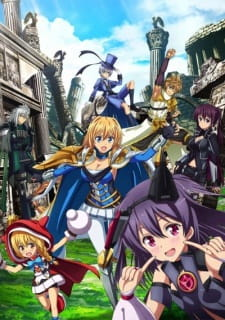 Nonton Hangyakusei Million Arthur 2nd Season Subtitle Indonesia Streaming Gratis Online