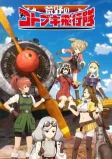 Kouya no Kotobuki Hikoutai Sub Indo Episode 01-12 End