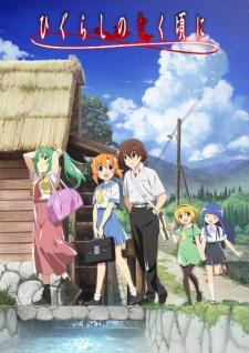 Nonton Higurashi no Naku Koro ni (2020) Subtitle Indonesia Streaming Gratis Online
