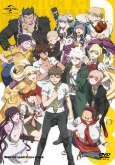 Nonton Danganronpa 3: The End of Kibougamine Gakuen - Kibou-hen Subtitle Indonesia Streaming Gratis Online