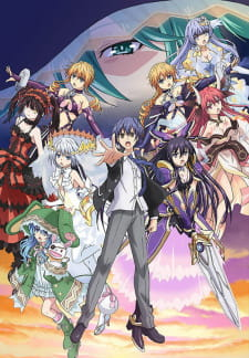 Date A Live Ⅲ Episode 01-12 (End) + Batch [Subtitle Indonesia]