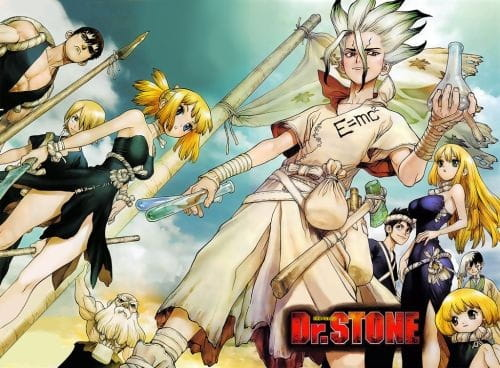 Dr. Stone Subtitle Indonesia Batch