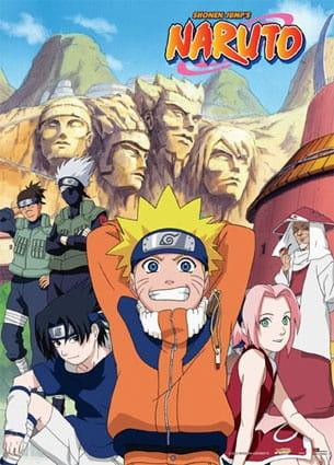 Cover Naruto