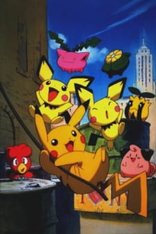 Pokemon: Pichu to Pikachu