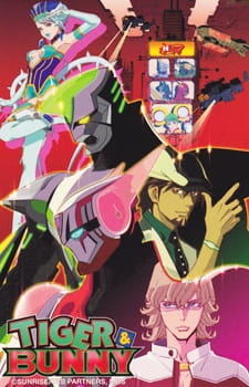 Cover Tiger & Bunny