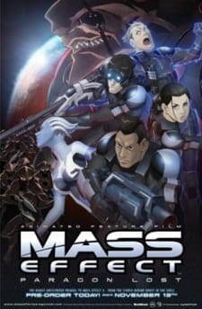 anime_Mass Effect : Paragon Lost