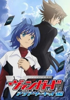 Nonton Cardfight!! Vanguard: Asia Circuit-hen Subtitle Indonesia Streaming Gratis Online