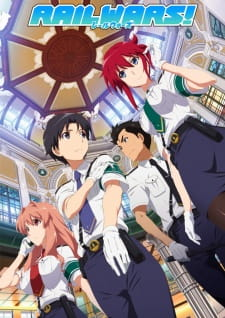 Rail Wars! Subtitle Indonesia