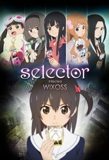 Selector Infected WIXOSS Subtitle Indonesia