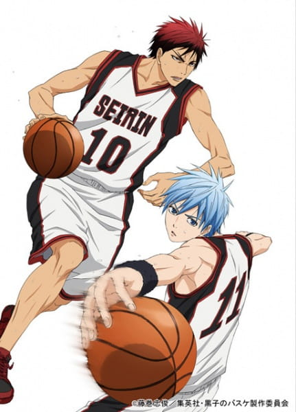 Kuroko no Basket 3rd Season NG-shuu, 黒子のバスケ3期 NG集