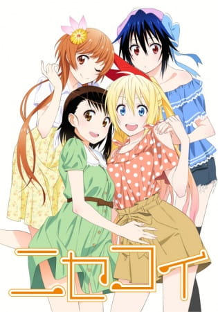 Nisekoi: False Love, Nisekoi: False Love,  Nisekoi,  ニセコイ