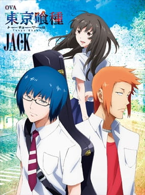 """Tokyo Ghoul: """"Jack"""", Tokyo Ghoul: """"Jack"""",  東京喰種 トーキョーグール【JACK】"""