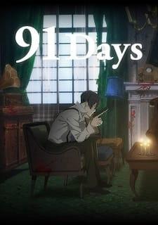 91 Days Recap, 91 Days Episode 7.5, Day 7.5 Mijikai Rousoku, Day 7.5 Short Candle,  91Days『Day7.5 短いローソク』