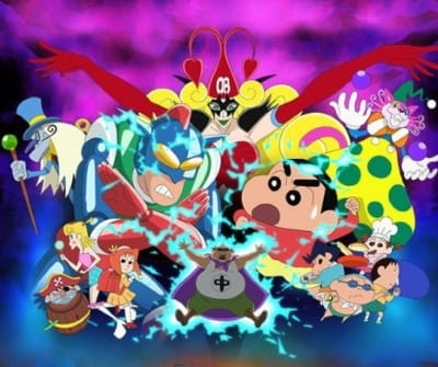 Crayon Shin-chan Gaiden: Omocha Wars, クレヨンしんちゃん外伝 おもちゃウォーズ