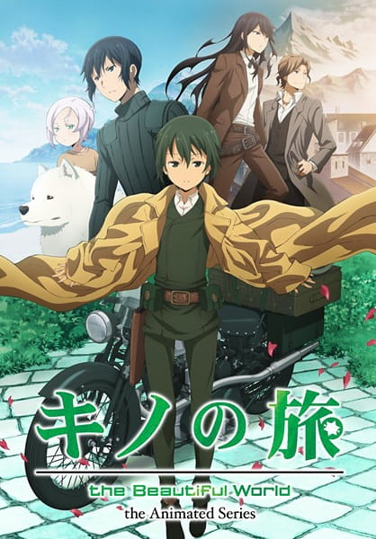 Kino's Journey -the Beautiful World- the Animated Series, Kino no Tabi: The Beautiful World - The Animated Series