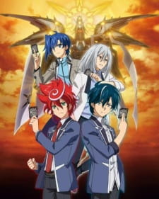 Nonton Cardfight!! Vanguard G: Z Subtitle Indonesia Streaming Gratis Online