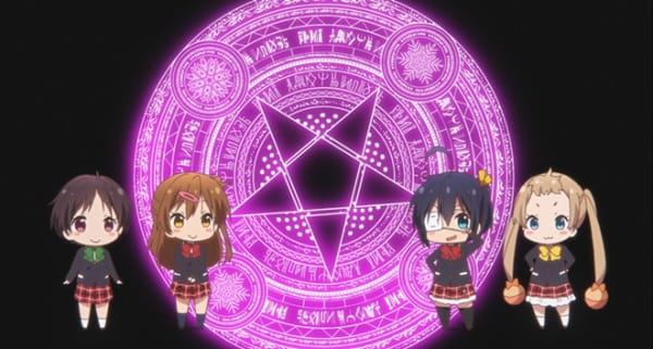 "Chuunibyou demo Koi ga Shitai! Movie: Take On Me - Weekly Short Movie ""Kotatsu DE Photo Session"", 映画 中二病でも恋がしたい! -Take On Me-週替わりショートムービー「こたつ DE フォトセッション」"