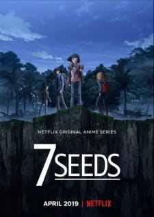 Image result for 7 seeds anime