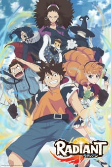 Radiant Subtitle Indonesia