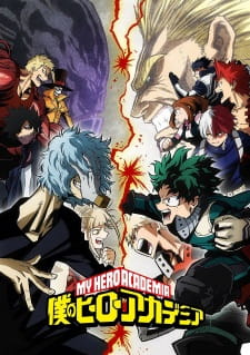 Boku no Hero Academia 3rd Season Subtitle Indonesia