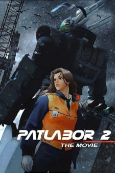 Kidou Keisatsu Patlabor 2 the Movie picture
