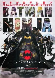 Ninja Batman picture