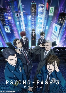 Psycho-Pass 3 Subtitle Indonesia