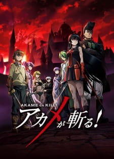Akame ga Kill! Subtitle Indonesia