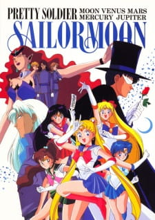 Nonton Bishoujo Senshi Sailor Moon Subtitle Indonesia Streaming Gratis Online