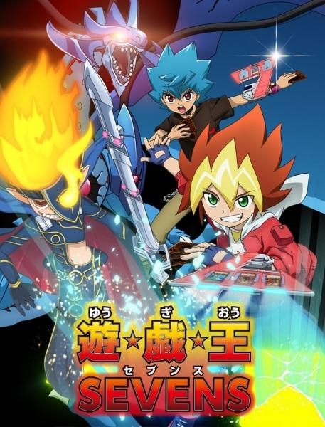 Yu☆Gi☆Oh!: Sevens, Yuu Gi Ou!,  遊☆戯☆王SEVENS