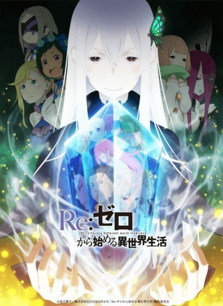 Re:Zero kara Hajimeru Isekai Seikatsu 2nd Season - MyAnimeList.net