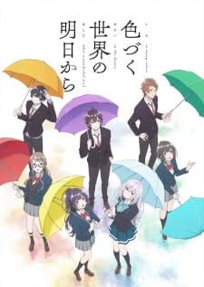 Irozuku Sekai no Ashita kara Episode 01-13 [END] Subtitle Indonesia