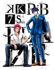 K: Seven Stories Movie 1 – R:B – Blaze