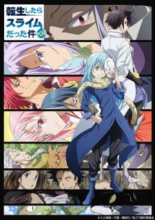 Tensei Shitara Slime Datta Ken 2nd Season: Kanwa – Veldora Nikki 2