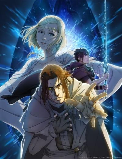 FINAL FANTASY XV: EPISODE ARDYN – PROLOGUE, Final Fantasy XV: Episode Ardyn - Prologue