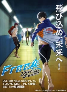 Nonton Free!: Dive to the Future (season 3) Subtitle Indonesia Streaming Gratis Online