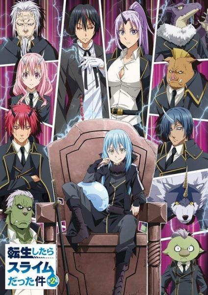 Tensei shitara Slime Datta Ken 2nd Season, Tensei shitara Slime Datta Ken 2nd Season