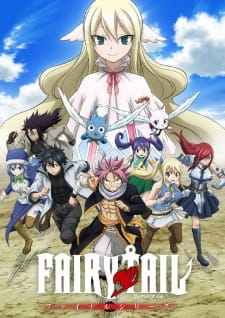 دانلود انیمه Fairy Tail: Final Series