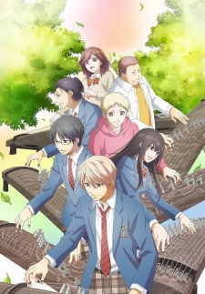 Kono Oto Tomare!: Sounds of Life Season 2 (Dub)