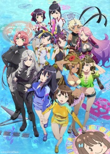 Kandagawa Jet Girls Episode 2 Sub Indo Subtitle Indonesia