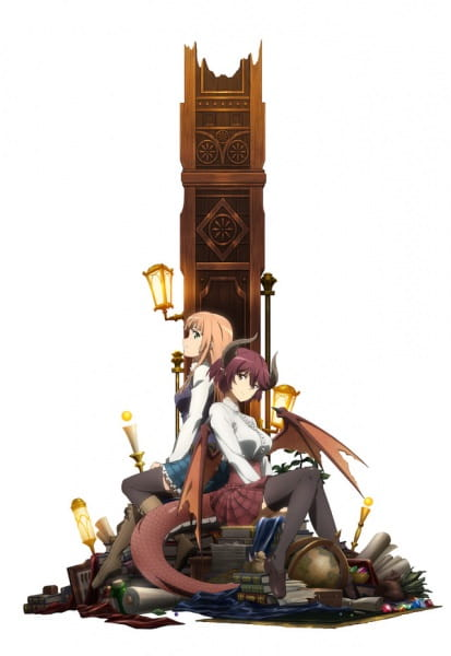 Mysteria Friends, Mysteria Friends,  Rage of Bahamut: Manaria Friends, Shingeki no Bahamut: Manaria Friends,  マナリアフレンズ