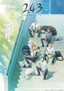 Nonton 2.43: Seiin Koukou Danshi Volley-bu Subtitle Indonesia Streaming Gratis Online