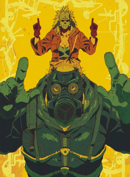 Dorohedoro: Ma no Omake Anime Cover