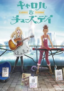 Carole & Tuesday Episode 03-04 [Subtitle Indonesia]