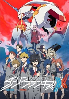 Darling in the FranXX مترجم