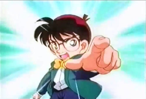 Shounen Sunday CM: Detective Conan, Shounen Sunday CM: Detective Conan,  CM 小学館 少年サンデー「名探偵コナン」編