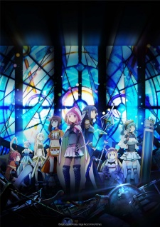 Magia Record: Mahou Shoujo Madoka☆Magica Gaiden مترجم