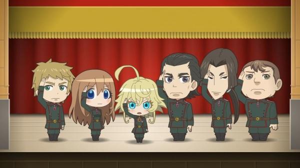 Youjo Senki Movie: Manner Eizou, Gekijouban Youjo Senki Manner Eizou,  劇場版 幼女戦記 マナー映像