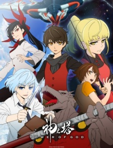 Nonton Tower of God Sub Indo