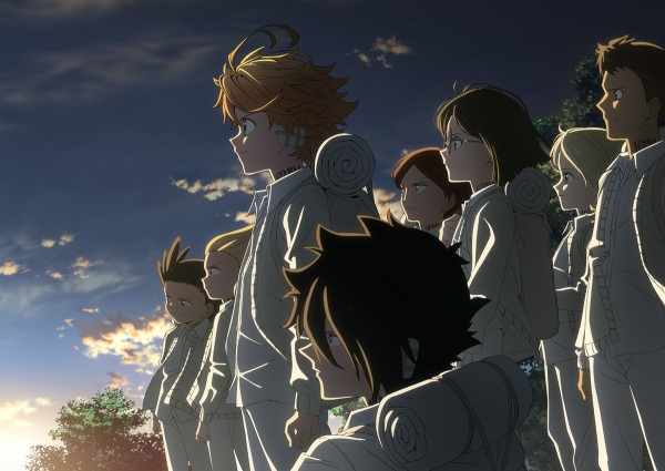 The Promised Neverland 2nd Season, The Promised Neverland 2nd Season,  約束のネバーランド 第2期
